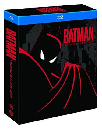 L'intégrale de la série animée Batman de Bruce Timm et Paul Dini