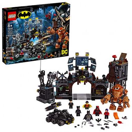 LEGO Batman, l'invasion de la Batcave par Gueule d'argile, pour les (grands) enfants