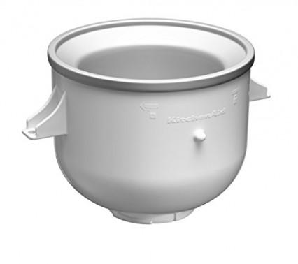 KitchenAid : le bol à fixer sur un robot