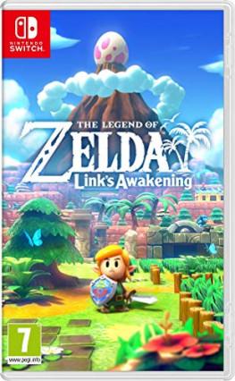 Le jeu The Legend of Zelda : Link's Awakening sur Switch