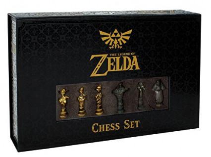 Le jeu d'échec The Legend of Zelda