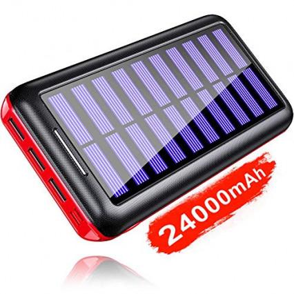 Batterie externe solaire Kedron S1R069 : petite et puissante