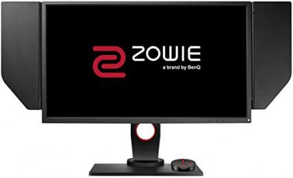 L'écran eSport Zowie XL2540 de chez BenQ, clairement orienté gaming