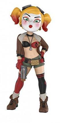 Funko Rock Candy DC Bombshells Harley Quinn