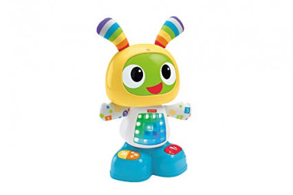Bebo le robot de Fisher Price, pour les plus petits