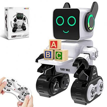 Le compagnon robot Cady Wile de Hbuds