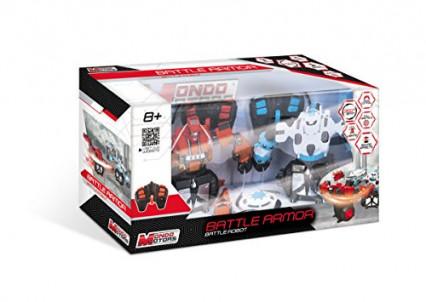 Pack de 2 robots boxeurs radiocommandés de Mondo Motors
