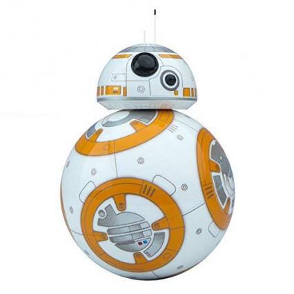 Le droïde BB8 de Star Wars avec bracelet Force de Sphero