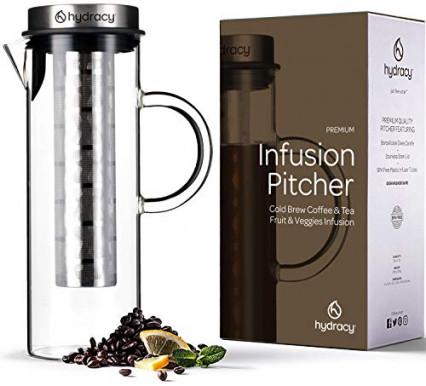 Une machine d'extraction de café à froid pour des cold brew à domicile