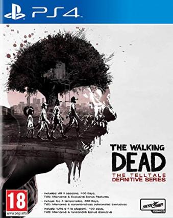 L'intégrale des jeux The Walking Dead par Telltale sur PS4 et Xbox One