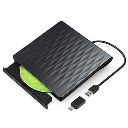 Le lecteur graveur CD/DVD 3.0 Kingbox