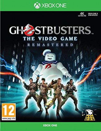 Ghostbuster The Video Game Remastered sur PS4, Xbox One, Switch et PC
