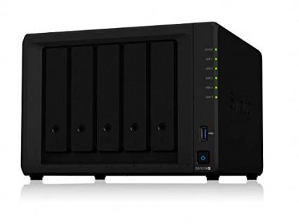 Le NAS DS10109 5 baies de Synology, pour les grosses installations
