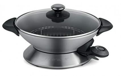 Le wok polyvalent et très puissant