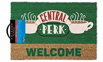 Un paillasson Central Perk