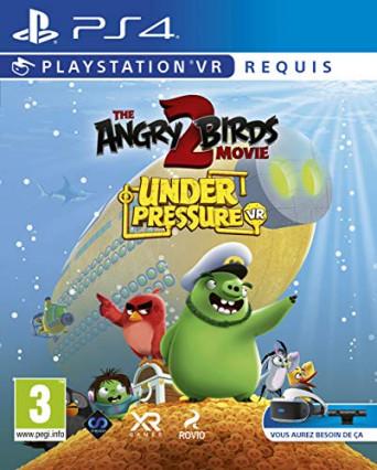 Le jeu PS4 The Angry Birds Movie 2 : Under Pressure pour jouer en VR