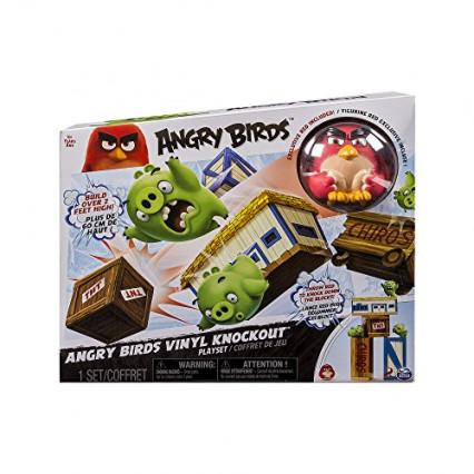 Le kit Angry Birds, pour jouer en vrai au lance-oiseau