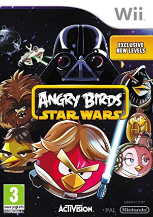 Le jeu Wii Angry Birds Star Wars