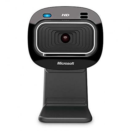 La LifeCam HD 3000 de Microsoft, pour un usage quotidien en VoIP