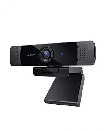 La webcam Aukey PC-LM1, la discrète