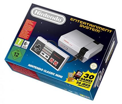 La Nintendo NES Classic Mini, la précurseuse du mouvement