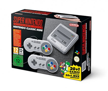 La Super Nintendo Classic Mini