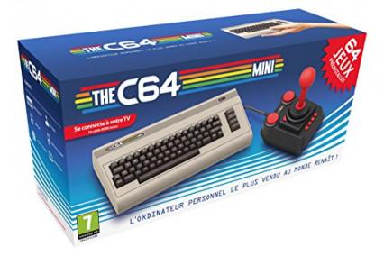 The C64 Mini, le Commodore 64 version console de salon