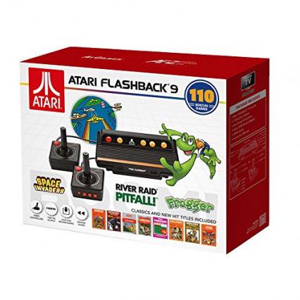 La console retro Atari: Flashback 8 pour les vieux briscards du jeu vidéo