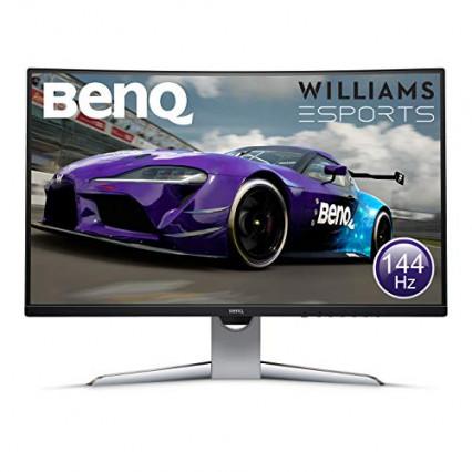 """L'écran gaming BenQ EX3203R 31,5"""" 4K UHD"""