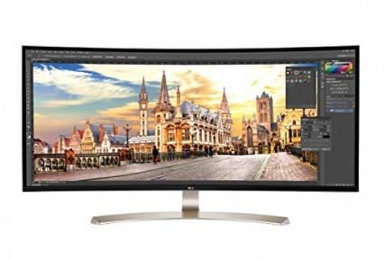 L'écran ultrawide LG 38UC99-W, pour travailler sur l'image