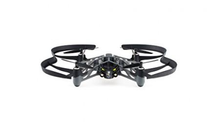 Le MiniDrone Parrot Quadricoptère Airborne Night Swat, pour commencer en douceur