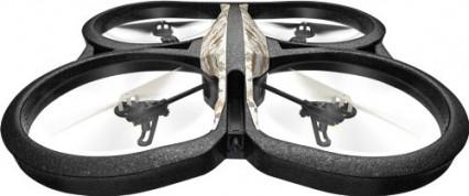 Le Parrot AR.Drone 2.0 Elite Edition avec camouflage snow