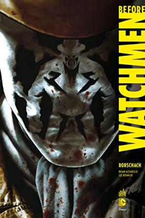 Before Watchmen Rorschach, un préquel pour chaque personnage