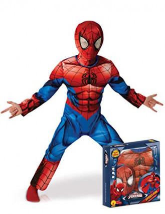 Déguisement 3D de Spider-Man Ultimate, pour devenir l'homme-araignée