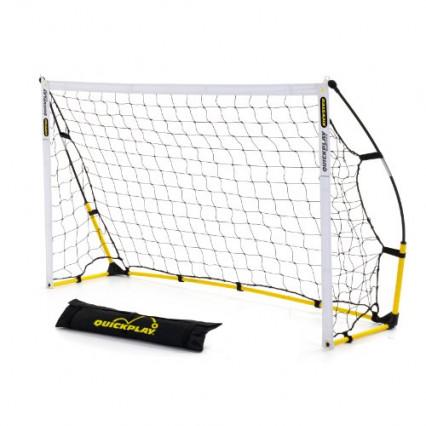 Une cage de football Quickplay Kickster, pour s'adonner aux joies du sport