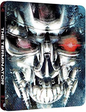L'édition Steelbook du blu-ray de Terminator, premier du nom