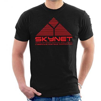 Le t-shirt Cyberdyne Skynet, pour les références subtils