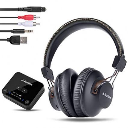 Le casque sans fil Bluetooth HT4189 d'Avantree