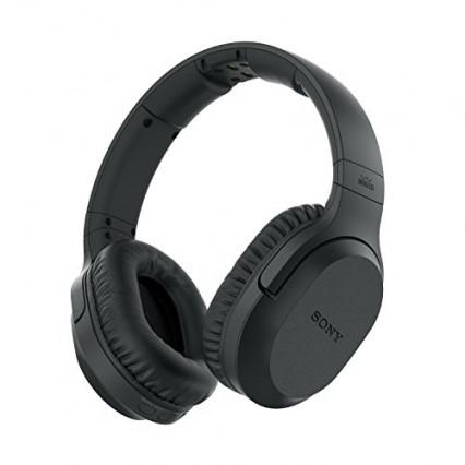 Le casque sans fil Sony MDR-RF895RK, avec atténuation des bruits extérieurs