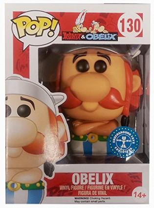 La figurine Funko Pop Obélix
