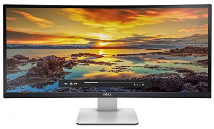 L'écran Dell UltraSharp U3415W