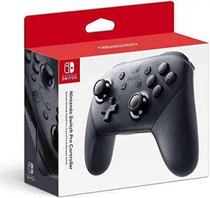La manette pro pour Nintendo Switch