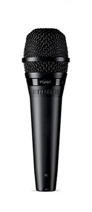 Le microphone Shure PGA57, dédié aux instruments acoustiques