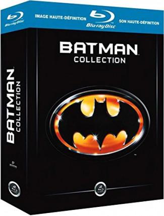 Les films Batman de 1989 à 1997