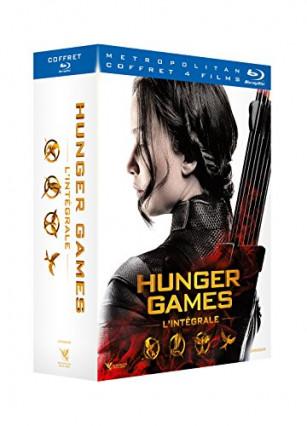 Les quatre films Hunger Games