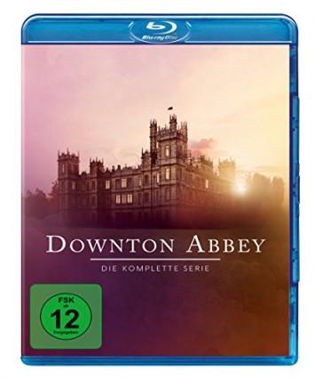 Les 6 saisons de Downton Abbey