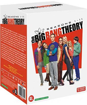 The Big Bang Theory, l'intégrale