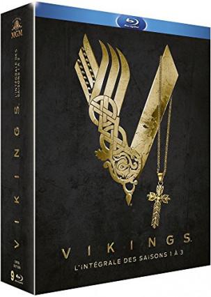 Vikings saisons 1 à 3