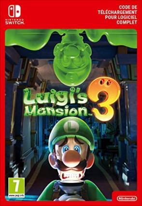 Luigi's Mansion 3 sur Nintendo Switch, pour aspirer des fantômes à la pelle