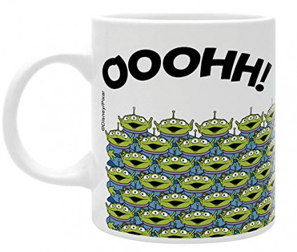 Le mug alien